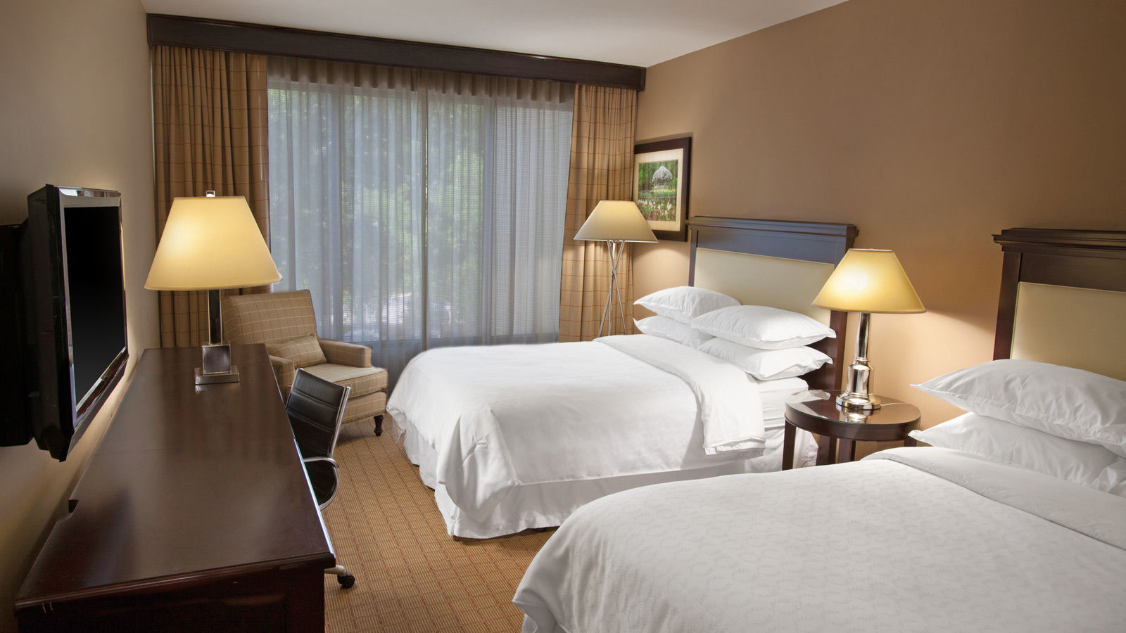Hotels in Chapel Hill NC - Double Suite
