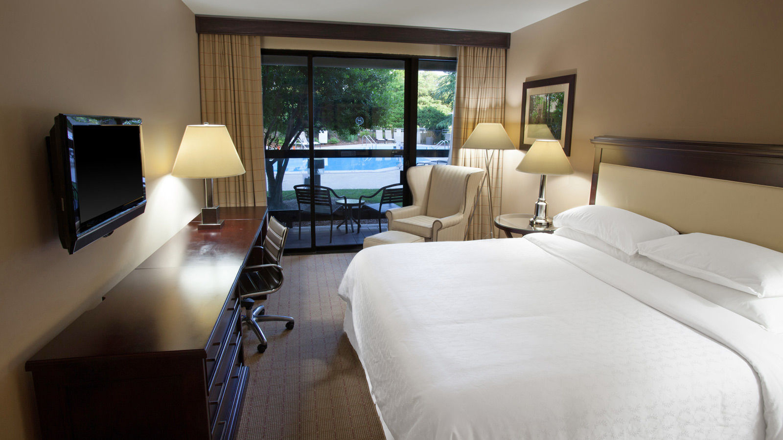 Hotels in Chapel Hill NC - Traditional King