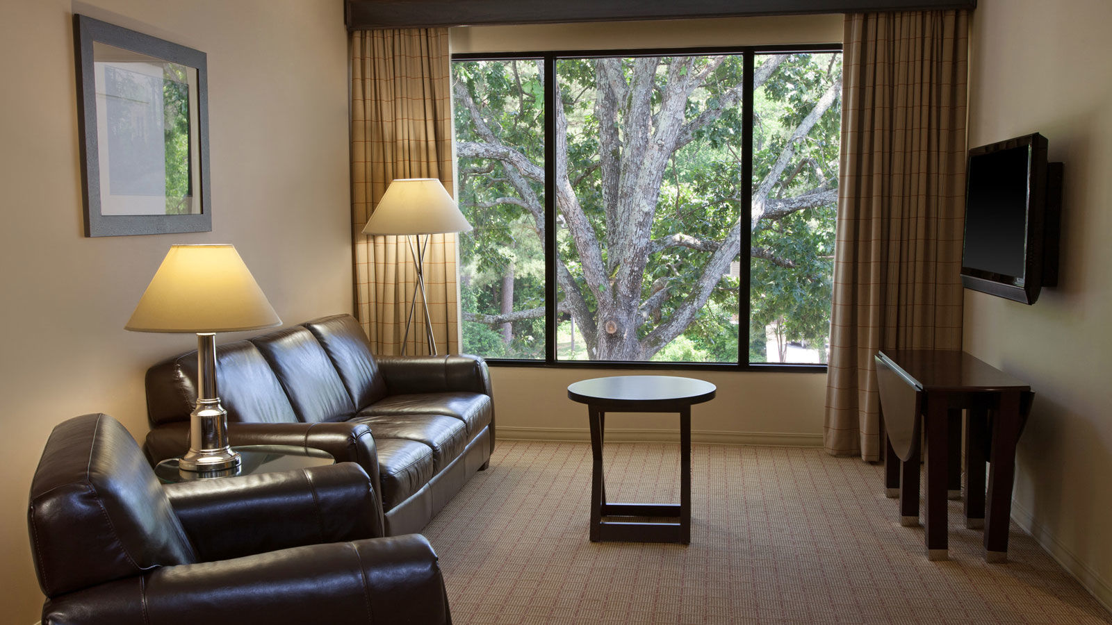 Hotels in Chapel Hill NC - King Suite