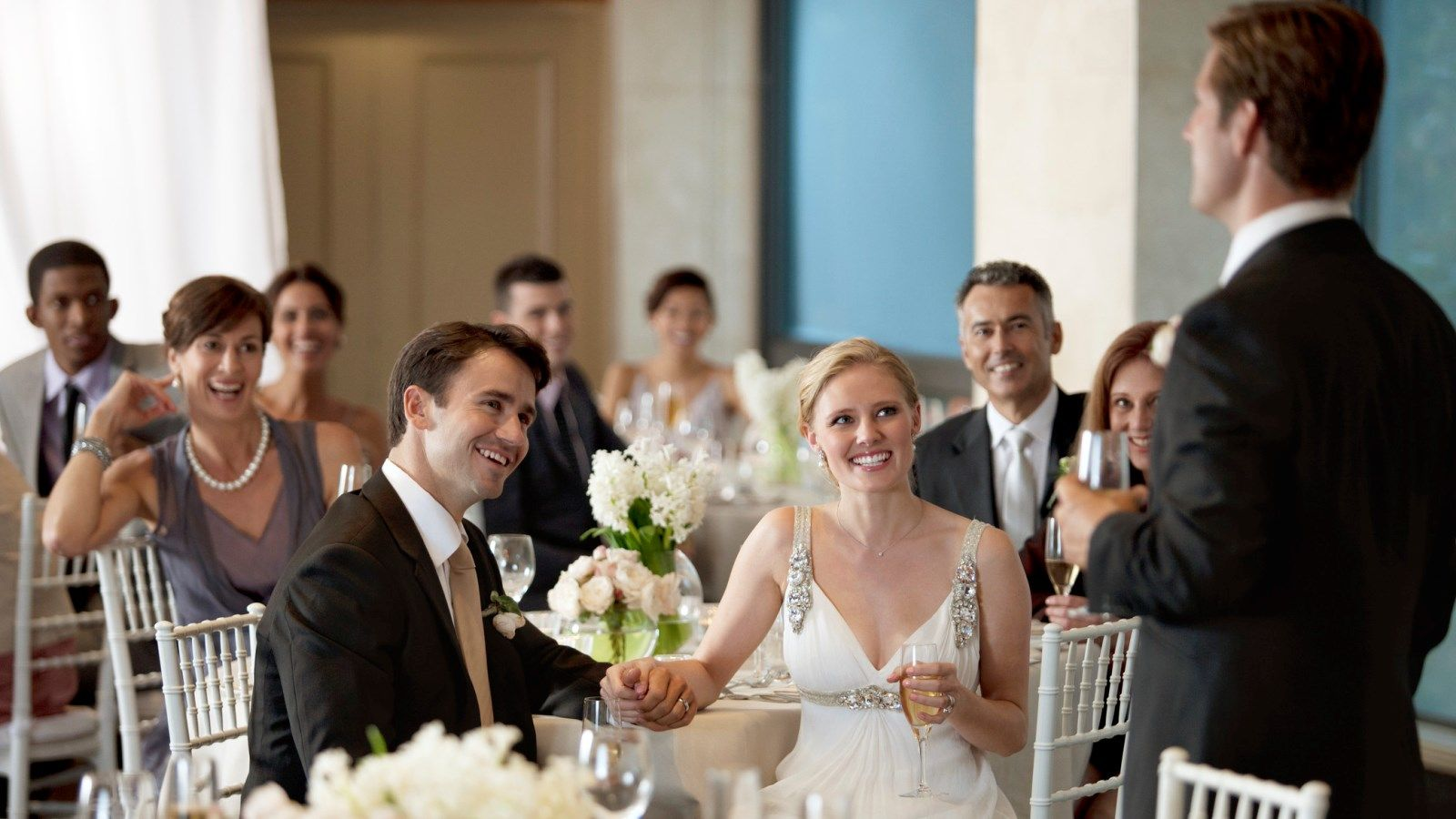 Chapel Hill Wedding Venues - Family Toast