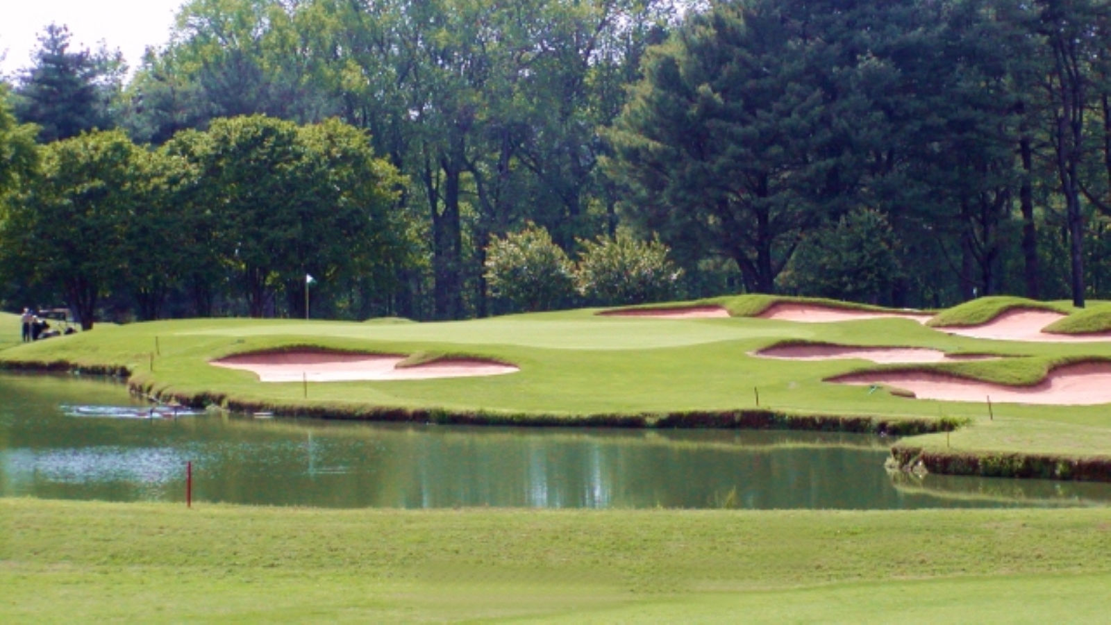 Golf Courses in Chapel Hill, NC